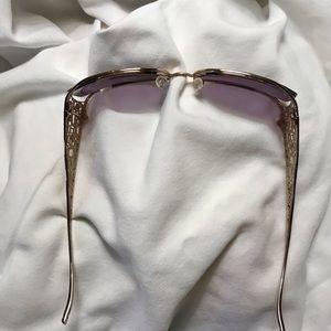 Judith Leiber Accessories - Judith Leiber Indian Art Sunglasses JL 1557